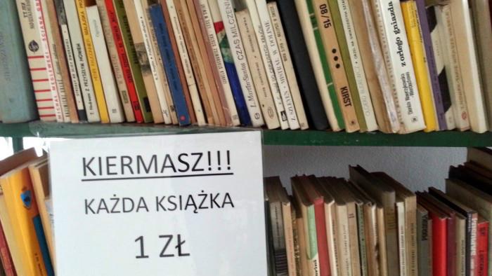 Kiermasz Starej Książki